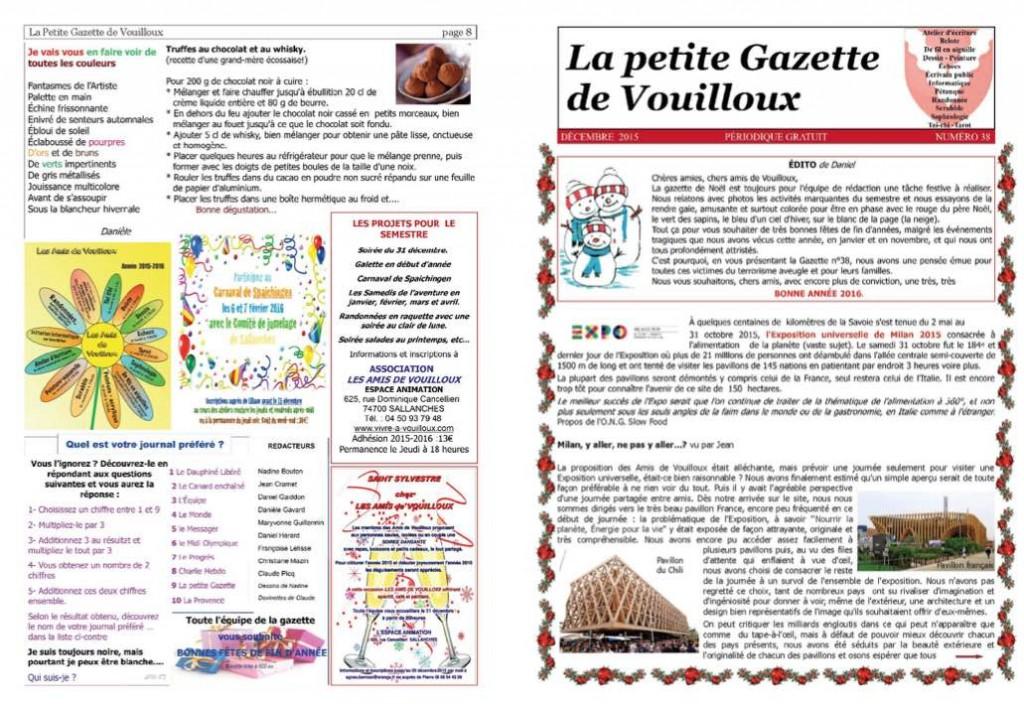 Gazette 38